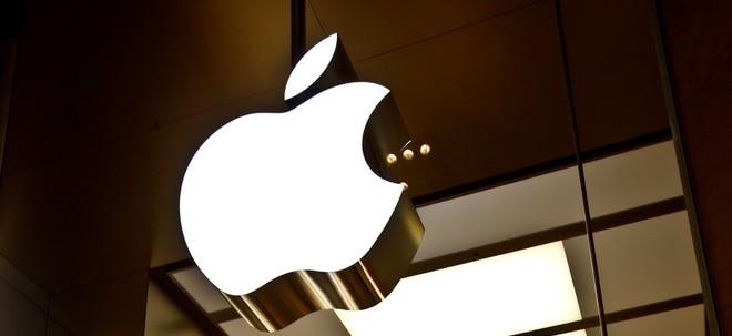Die höchstbezahlten Jobs bei Apple